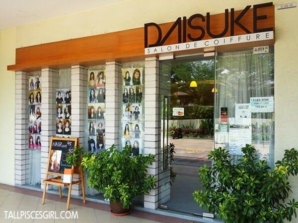 Daisuke Salon De Coiffure
