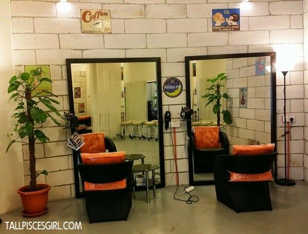 Hair Makeover @ Daisuke Salon De Coiffure 1