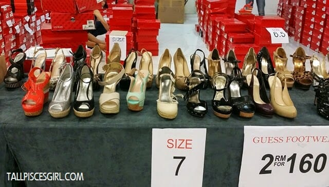 FJ Benjamin Warehouse Clearance Sale - Heels
