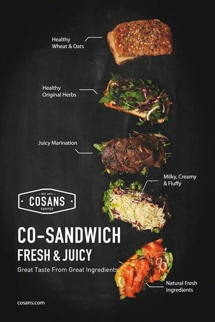 Co-Sandwich