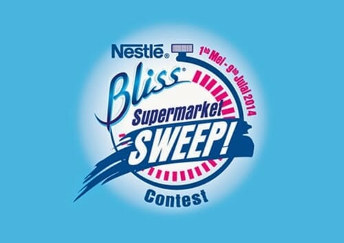 Nestle Bliss Supermarket Sweep Contest