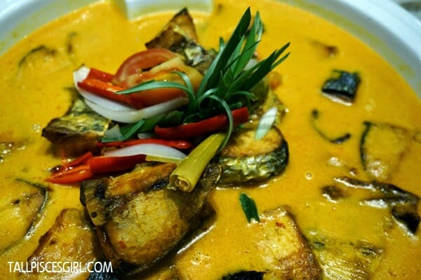 Fish Curry with Tomato