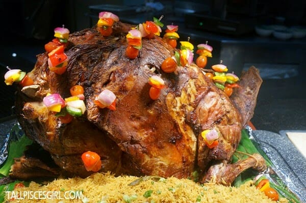 Roasted Whole Lamb