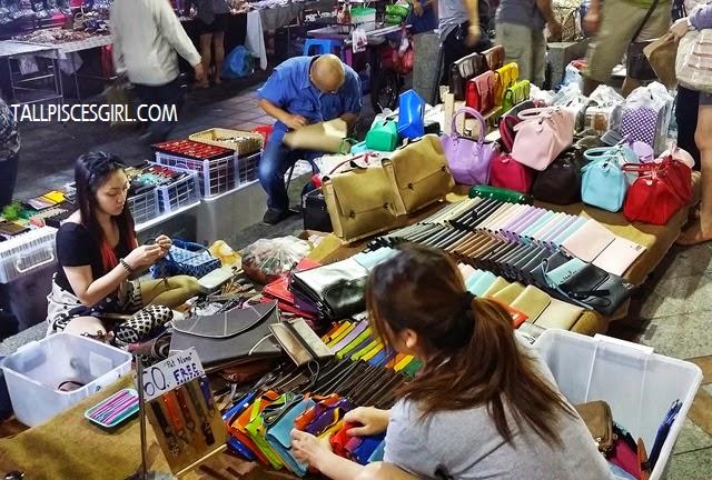 Bags @ Pratunam Night Market