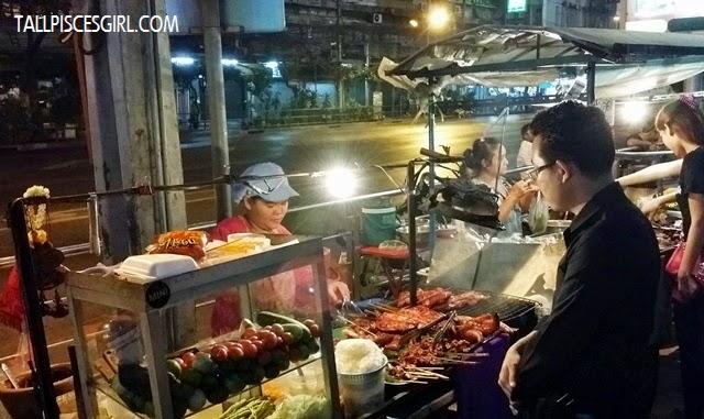 Street food @ Pratunam Market