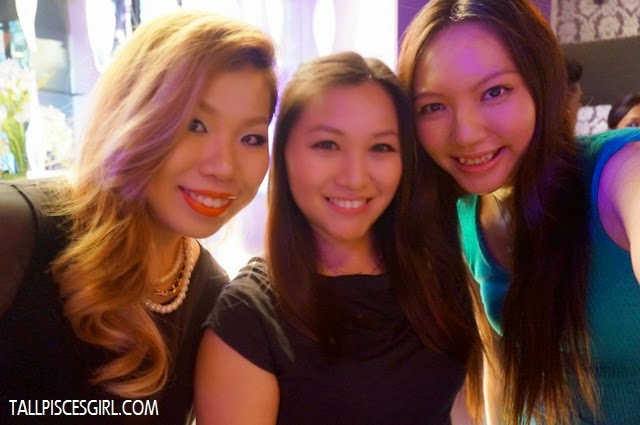 Cindy Tong, Choulyin and yours truly