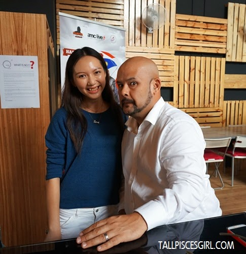 Charmaine X Harith Iskander to support Laugh Malaysia!
