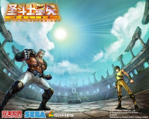完美世界《圣斗士星矢Online》3D游戏經典重现 4