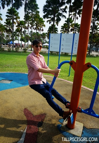 Clumsy Boy @ Metropolitan Park Kepong