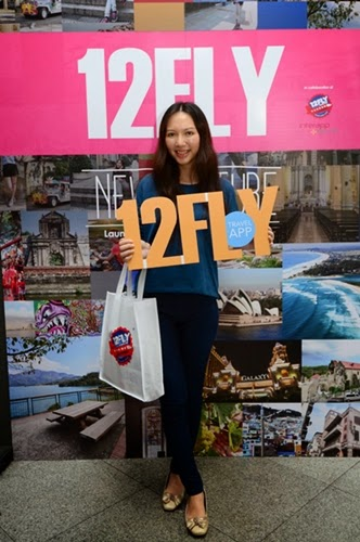 12FLY Travel App x tallpiscesgirl