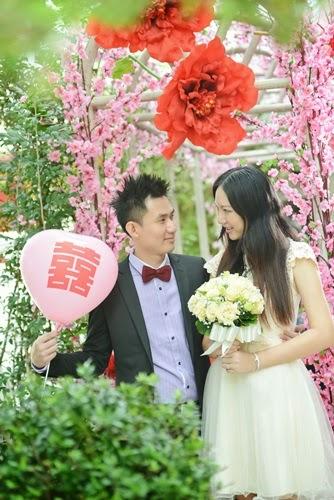 #LovingYou #6 - Valentine's Day Mass R.O.M. @ Thean Hou Temple 2