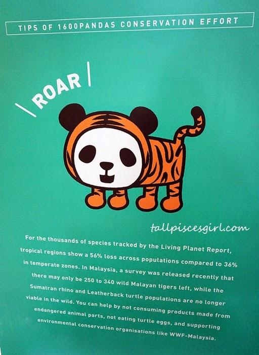 1600 Pandas Invasion @ Publika KL #1600PandasMY 1