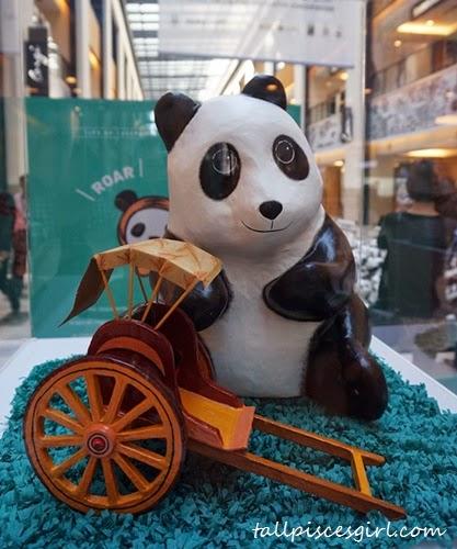 Beca panda