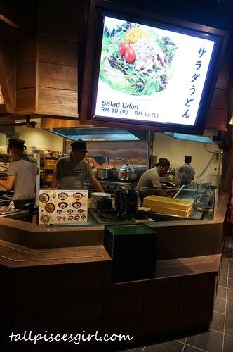 Yoshinoya Beef Bowl & Hanamaru Udon @ Mid Valley Megamall 1