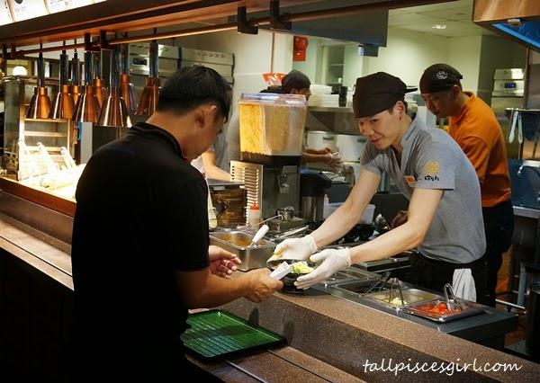 Yoshinoya Beef Bowl & Hanamaru Udon @ Mid Valley Megamall 2