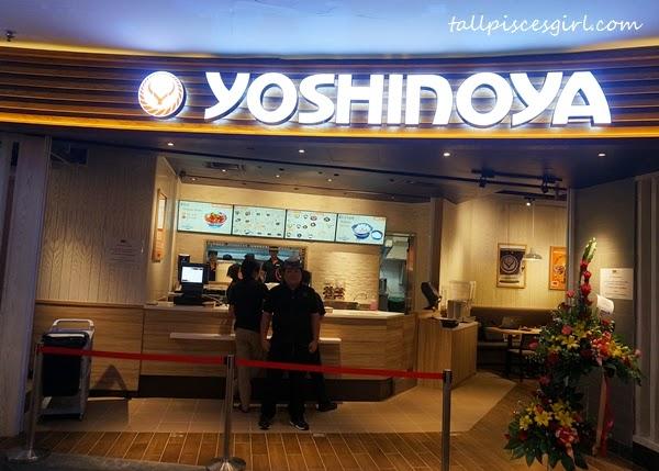 Yoshinoya @ Mid Valley Megamall