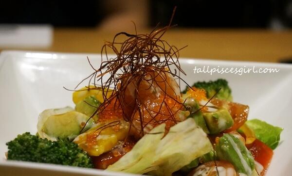 Salmon Salad Price: RM 18