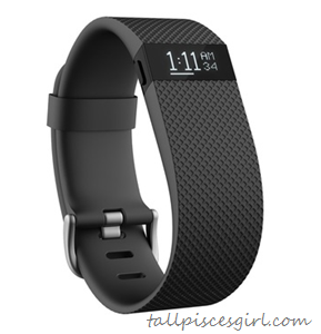 Fitbit Charge HR Wireless Activity + Sleep Wristband Black