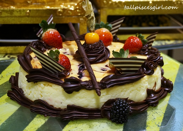 Ramadhan Buffet Dinner 2015 @ Cinnamon Coffee House - Baked Cheese Cake