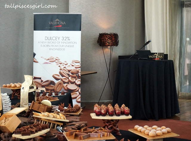 Delectable Desserts Tasting Session with Valrhona and Chef Lou Campagna
