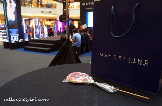 Maybelline 100th Year Birthday Celebration in Malaysia 1