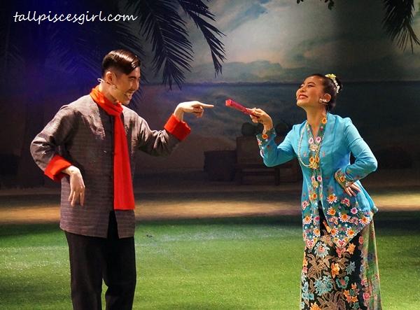 Nyonya Memoirs (娘惹娘兒) - Interactive Baba Nyonya Live Theater Performance @ Melaka 3
