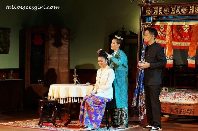 Nyonya Memoirs (娘惹娘兒) - Interactive Baba Nyonya Live Theater Performance @ Melaka 9