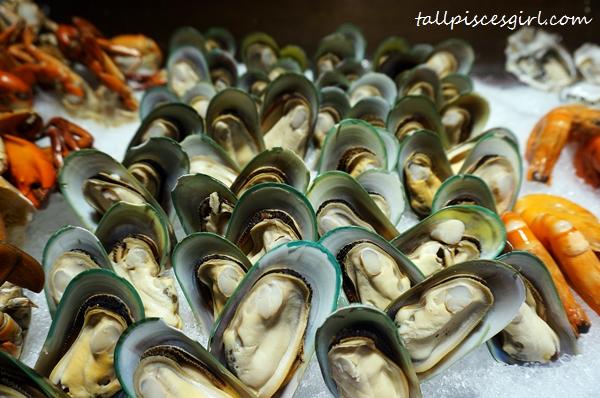 Ramadhan Buffet Dinner 2015 @ Cinnamon Coffee House - Mussels