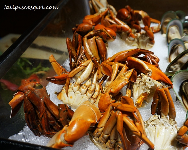 Ramadhan Buffet Dinner 2015 @ Cinnamon Coffee House - Crabs on ice