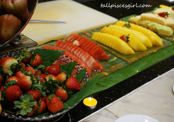 Ramadhan Buffet Dinner 2015 @ Cinnamon Coffee House - Fresh Fruits