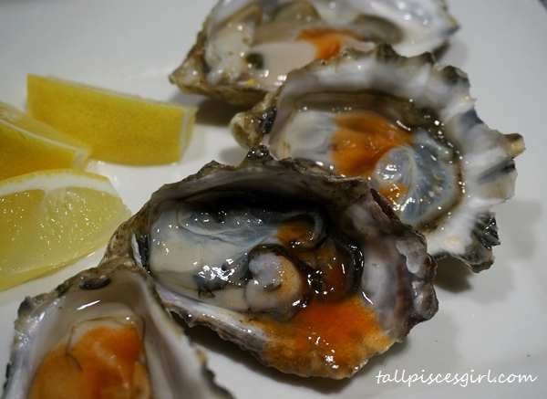 Ramadhan Buffet Dinner 2015 @ Cinnamon Coffee House - Oysters
