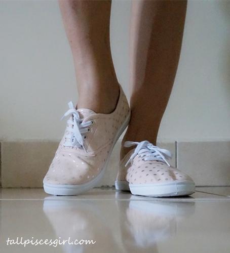Jade Plimsole Sneakers