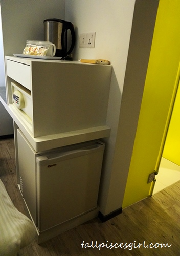 XYZ Deluxe Room - Mini fridge